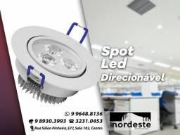 Spot led DIRECIONÁVEL