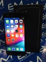 IPhone 7 Plus 128GB Preto - Seminovo - Com Garantia - loja Niterói