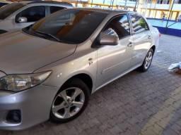 Corolla 1.8 automático, extra, para exigentes 2013 prata - 2013