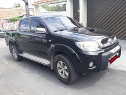 Hilux CD 2010 4x2 3.0 Diesel - 2010