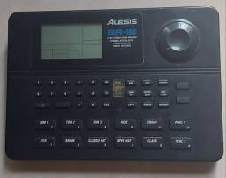 Beteria programável ALESIS SR. 16 Funcionando tudo