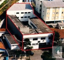 Galpão à venda, 1500 m² por R$ 12.000.000,00 - Jardim Nova Petrópolis - São Bernardo do Ca