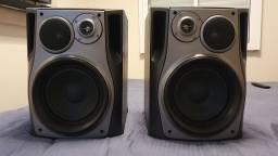 Caixas de som do Aiwa F9
