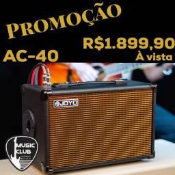 Amplificador acústico JOYO AC-40