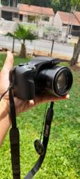 Câmera fotográfica semi nova