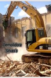 Demoliçao desmontagens em geral