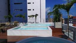 Promoção- 18 Nov até 18 de Dez ( 150/dia minimo 10 dias) Flat em Manaíra-João Pessoa - PB