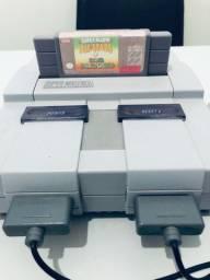 Super Nintendo Clássico em vilhena