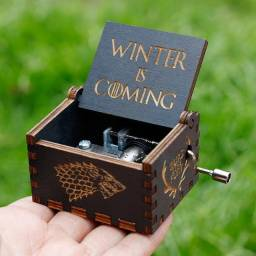 Caixinha de musica Game of Thrones
