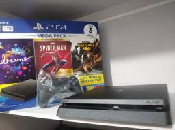 PS4 slim megapack NOVO