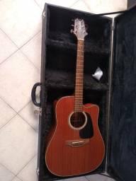 Case Super luxo Luthier para violão (*NOVO* )para vender logo
