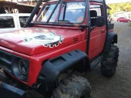 Jeep Samurai extreme trilha
