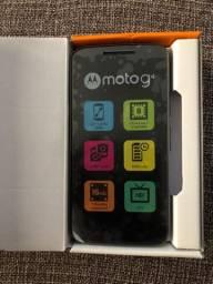 Moto G4 dual - chip 16 gb