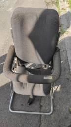 Cadeira carro bebê antiga