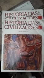 História da civilização coleção