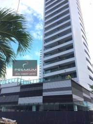 03 Quartos - Andar Alto - 100 m² - Manaíra - Apartamento - Edf. Manaíra Parque