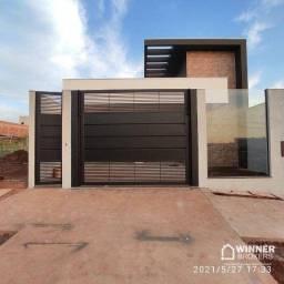 Linda Casa projetada e acompanhada por arquiteta de 3 Q, 130 m² por R$ 540.000 - Jardim Mu