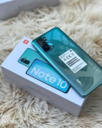 Redmi Note 10 128GB Original, Garantia, Lacrado e Entrega Grátis