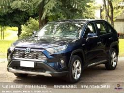 Título do anúncio: Toyota Rav4 2.5 Híbrido S Connect 4x4 - 2020 - Aceito carro ou moto como entrada
