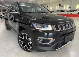 Jeep Compass Limited Flex 2021 Okm Top de Linha Venha Conferir !!