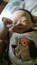 Bebê Reborn Asiático