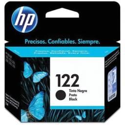 Cartucho HP 122 Preto Original (CH561HB) Para HP DeskJet 1000, 2050, 3050, 2000 CX 1