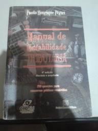 Título do anúncio: Manual de contabilidade 4ª edição
