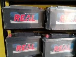 Bateria real 100ah, com 1 ano de garantia por apenas R$329,00