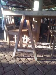 Mesa com Prancha de 6 metros