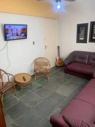 Apartamento 3/4 na Praia do Morro  