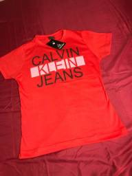Título do anúncio: Camiseta Feminina Calvin Klein