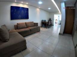 Casa com 3 dormitórios à venda, 87 m² por R$ 650.000 - Santa Amélia - Belo Horizonte/MG