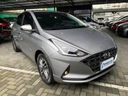 Hyundai Hb20 1.6 Launch Edition Flex Automático 2020