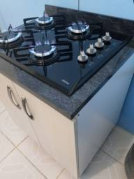 Título do anúncio: Vendo fogão cooktop todo eletrico bivolt