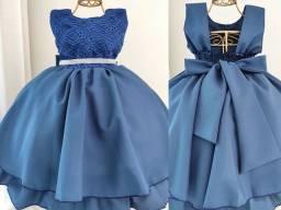Vestido Infantil Luxo