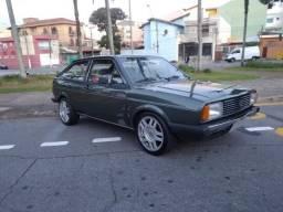 Vw GOL S 1.8 turbo 1986 Legalizado Potencia / Rodas / Suspensão