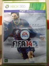 Jogo Xbox 360 FIFA14