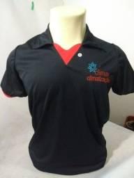 Título do anúncio: Camiseta bordada p/ uniforme