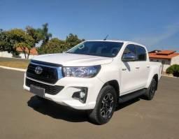 Título do anúncio: 2020 Toyota Hilux