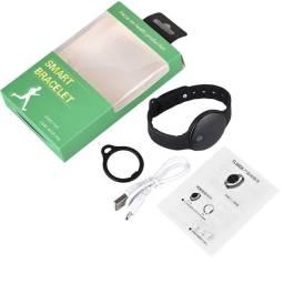 Smart Bracele tH8 Bluetooth focar na produção de saúde