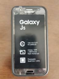 Samsung J5 dual chip na caixa