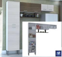 Cozinha Compacta Promocional 6 Portas #FreteGRÁTIS* #Garantia #Lacrado