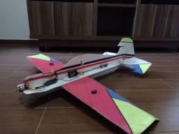 Avião aeromodelismo