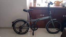 Título do anúncio: Bicicleta Dobravel Night Riders