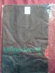 Camisetas feminina e masculino 30 cada