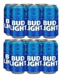 Título do anúncio: Cerveja Bud Light Americana, Original. Caixa 12 Latas 350ml.<br><br><br>