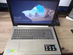Título do anúncio: Notebook Ideapad 330 I7  8ºGeração Leia ! ! ! ! Detalhe !