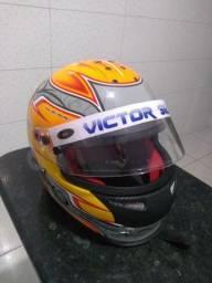 Capacete Kart Bell KC3