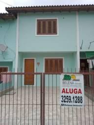 Sobrado disponível para locação no bairro Belém Novo