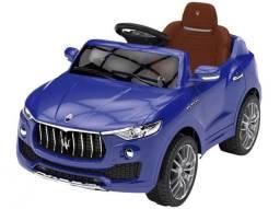 Carro Elétrico Infantil Masserati 6V Azul Xalingo